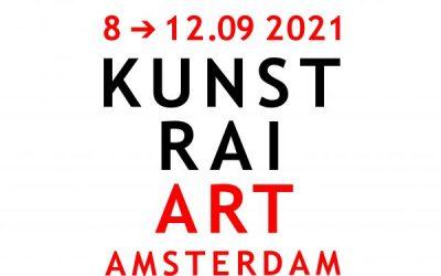 Amuse presenteert zich op KunstRAI 2021
